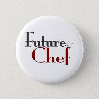 Future Chef 2 Inch Round Button