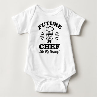 Future Chef Like My Mommy Baby Bodysuit