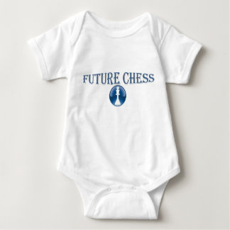 Future Chess King! Baby Bodysuit