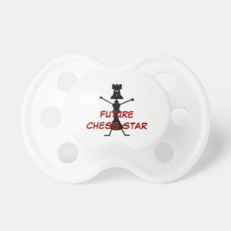 Future Chess Player Pacifiers