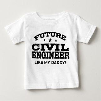 Future Civil Engineer T-shirts