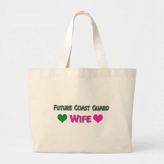 future coast guard wife bag