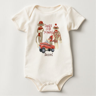 Future Code Monkey, Personalized Baby Creeper