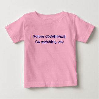 Future Constituent Baby Tee