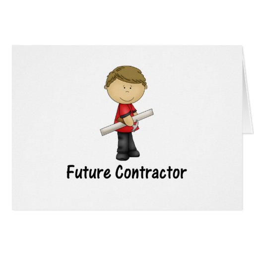 future contractor card