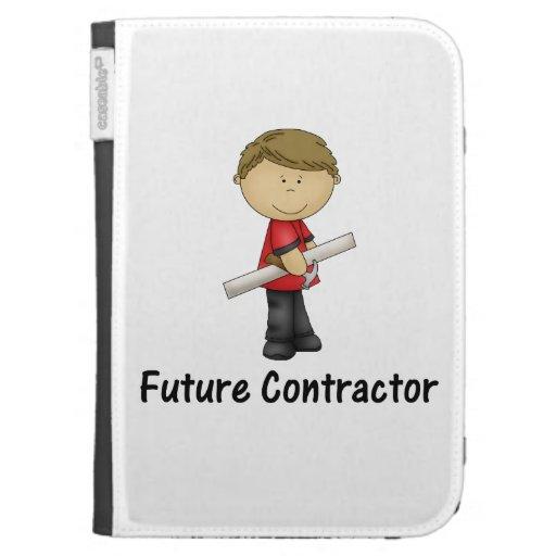 future contractor kindle folio case