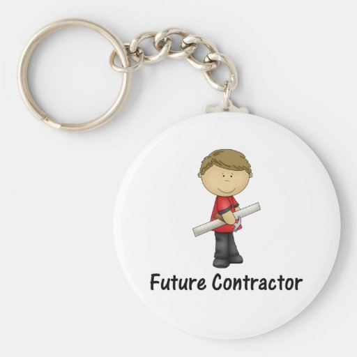 future contractor keychains