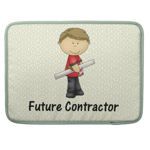 future contractor sleeve for MacBooks