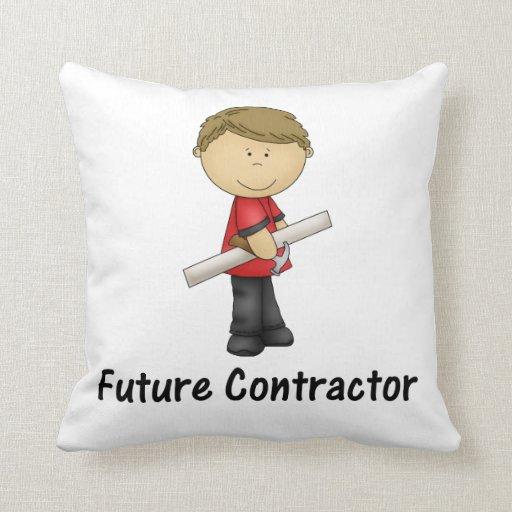 future contractor pillows