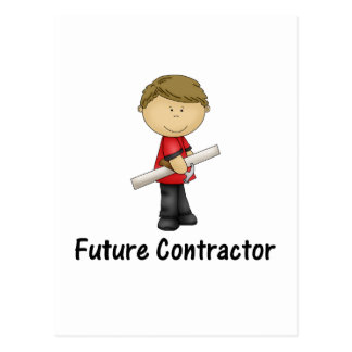 future contractor postcard