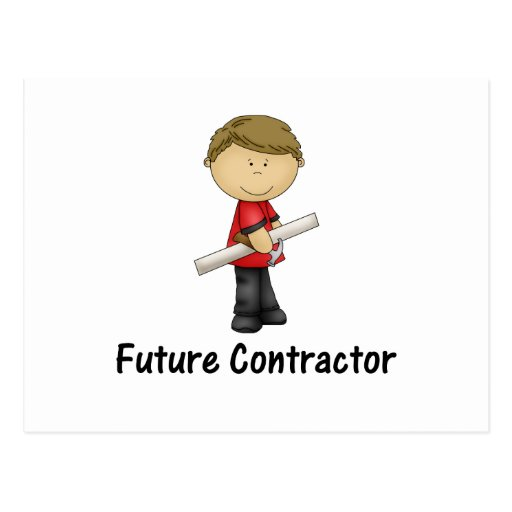 future contractor postcards