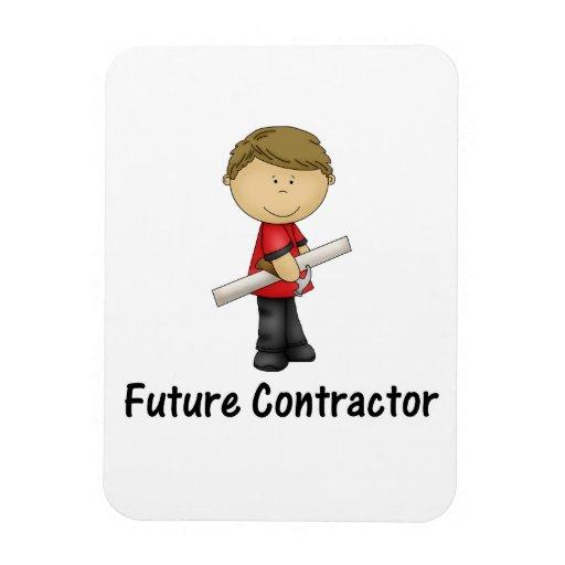 future contractor flexible magnet