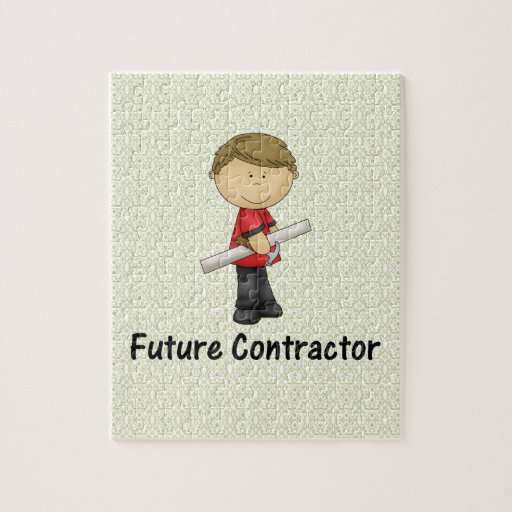 future contractor jigsaw puzzle