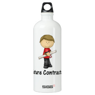 future contractor SIGG traveler 1.0L water bottle