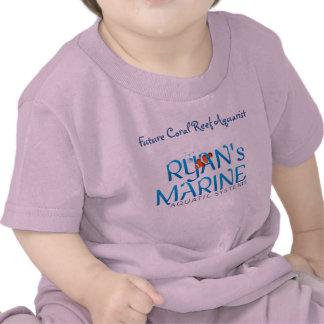 Future Coral Reef Aquarist Tshirt