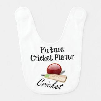 Future Cricket Player Bib