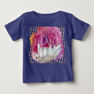 """Future Crystal Healer"" Metaphysical Kids Shirt"