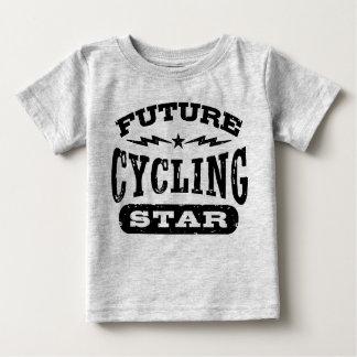 Future Cycling Star Baby T-Shirt