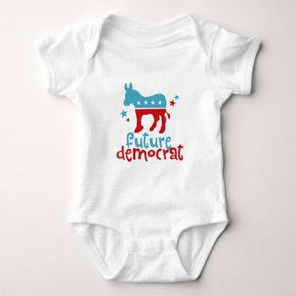 Future Democrat Baby Bodysuit