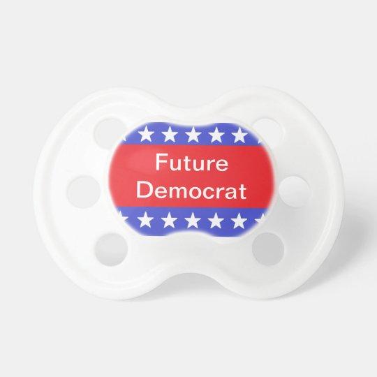 """Future Democrat"" Pacifier"