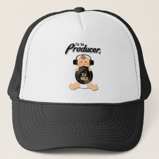 Future DJ Baby DeeJay's Producer Trucker Hat