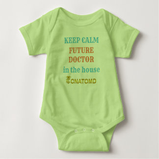 FUTURE DOCTOR BABY BODYSUIT