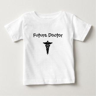 """Future Doctor"" Baby Shirt"