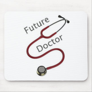 Future Doctor Dr Mouse Pad