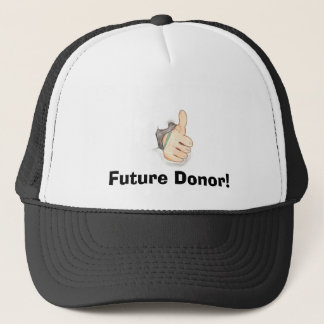 Future Donor Hat