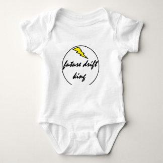 Future drift king baby bodysuit