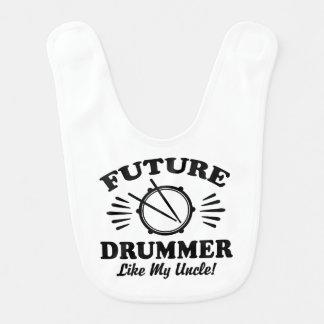 Future Drummer Like My Uncle Bib