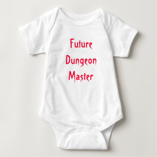 Future Dungeon Master Baby Bodysuit