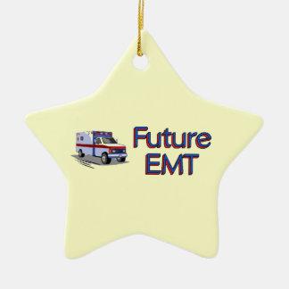 Future EMT Ceramic Ornament