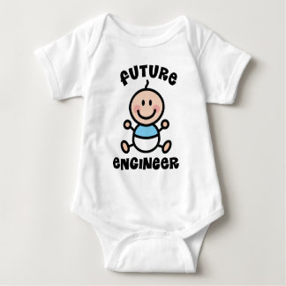 Future Engineer Baby Gift Baby Bodysuit