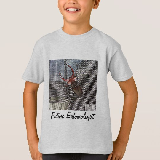 Future Entomologist Kids T-shirt