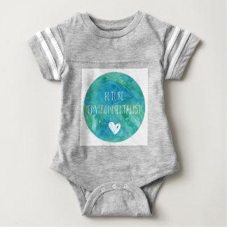 Future Environmentalist Baby One Piece Baby Bodysuit