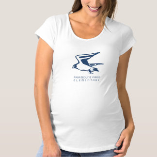 Future Falcon On Board! Maternity T-Shirt