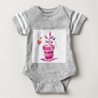Future Farmer Baby Jersey One Piece Baby Bodysuit