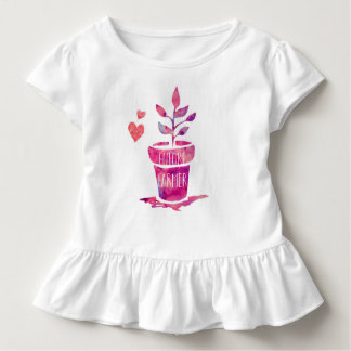 Future Farmer Toddler Girls T Shirt