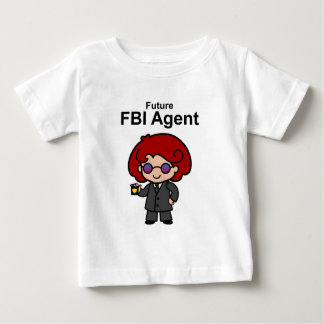 Future FBI agent for her Baby T-Shirt