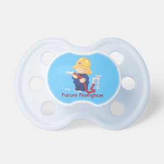 Future Firefighter Pacifier