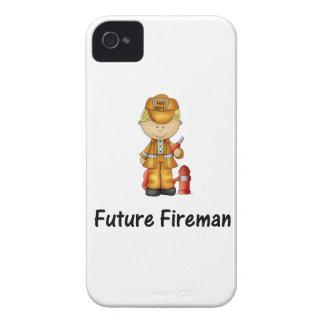 future fireman (2) iPhone 4 Case-Mate cases