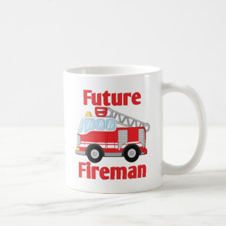 Future Fireman Coffee Mug