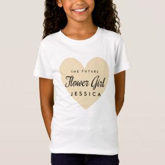 Future Flower Girl T-Shirt
