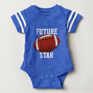 Future Football Star Baby Bodysuit