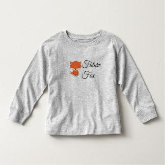 Future Fox - Toddler Long Sleeve T-Shirt