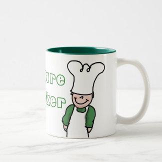 Future garde mug bicolore