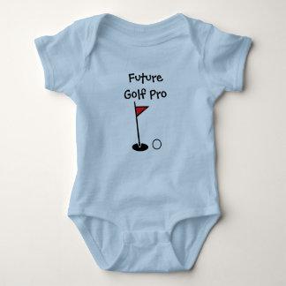 """Future Golf Pro"" Baby Bodysuit"