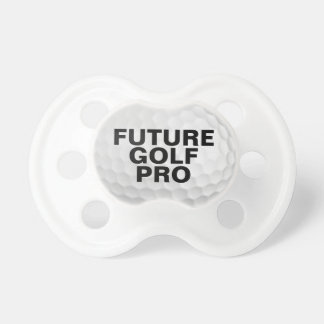 Future Golf Pro baby pacifier