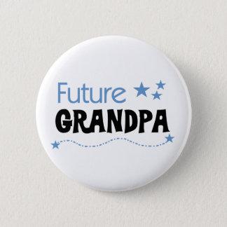 Future Grandpa 2 Inch Round Button